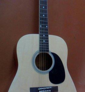 Акустическая гитара ТОРГ