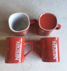 Кружка Nescafe фирменная