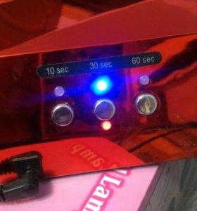 Уф LED лампа гибрид