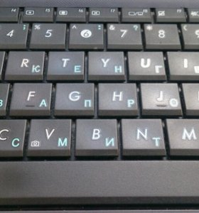 Клавиатура от Asus.
