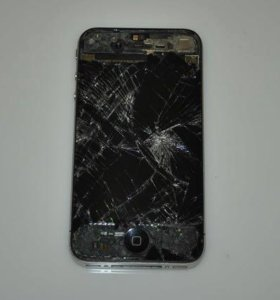 Замена дисплея iPhone 4s
