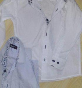 Рубашка первокласснику