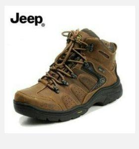 Ботинки Jeep. р.39