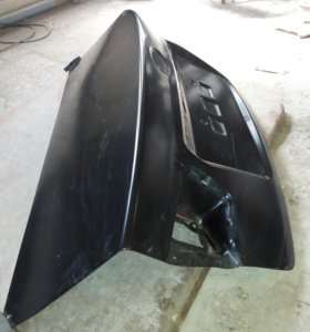 Крышка багажника киа церато 2011 года