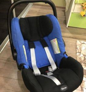 Автокресло BRITAX RÖMER Baby-Safe Plus II SHR