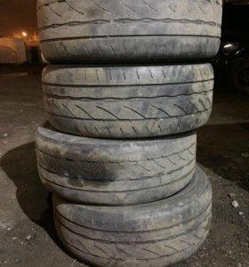 Резина Dunlop комплект