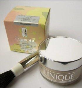 Рассыпчатая пудра CLINIQUE Blended Powder 35гр