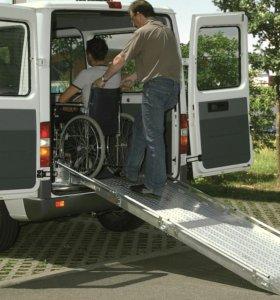 Продам рампу механическую для инвалидных колясок