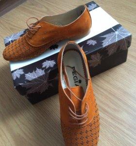Ботинки ( новые )