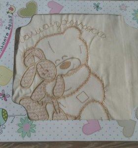 Комплект детского постельного белья для новорожден