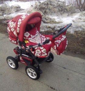 Продам коляску 3-в-1 Зима-Лето