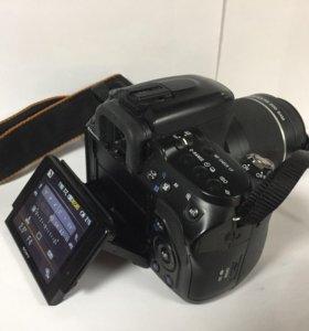 Фотоаппарат зеркальный SONY a500