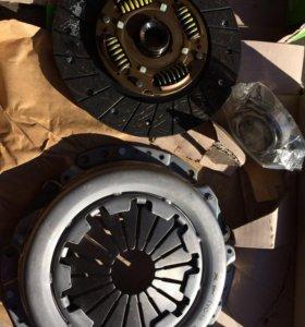 Диск сцепления с корзиной на Toyota
