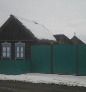 Продается Жилой Частный Дом в Селе Оёк.