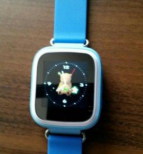 Умные детские часы SBW Q60S с GPS трекером