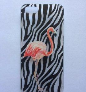 Чехол пластиковый для iPhone 5s