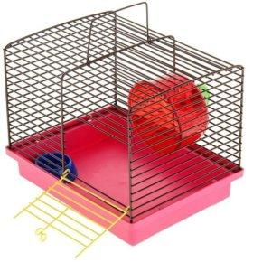 Клетка для хомяка (новая)