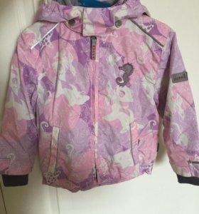 Куртка детская Huppa для девочки