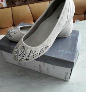 Обувь 39 р.