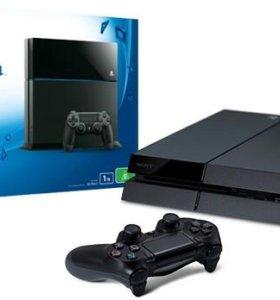 Sony PlayStation 4 (PS4) 1 тб. Матовая