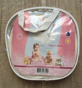Подушка ортопедическая для сна младенцев