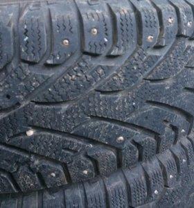 Зимние шины .