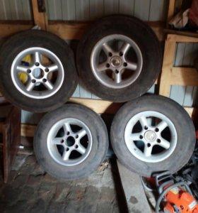 Шины диски колёса