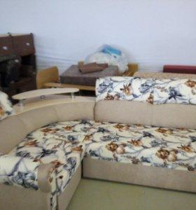 """Угловой диван с раскладкой """" Венеция"""""""