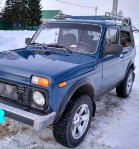 Нива 4WD