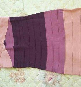 Платье-резинка новое