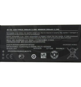 Microsoft Lumia 950 BV-T5EАккумулятор акб