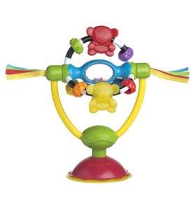 Игрушка на присоске Playgro б/у