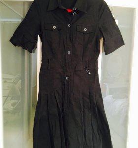 Платье-рубашка s