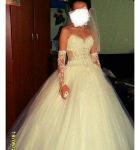 платье Монэ