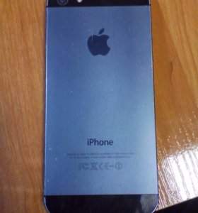 Продаю или меняю iPhone 5