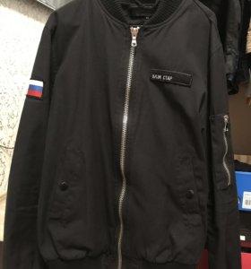 Куртка-бомбер Black-Star