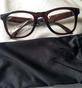Имиджевые очки новые