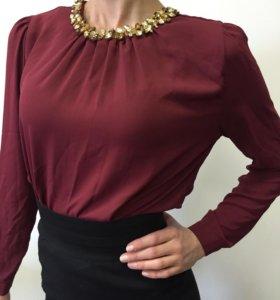 Блуза новая S-M