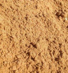 Песок средней фракции