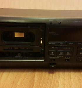 Sony TC-WE705S