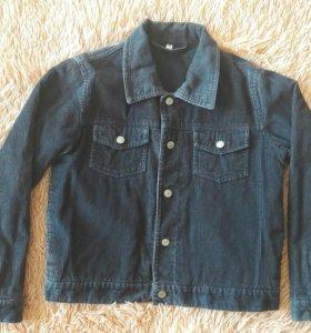 Куртка вильветовая р 140