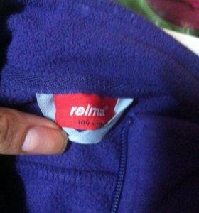 Флисовая кофта reima