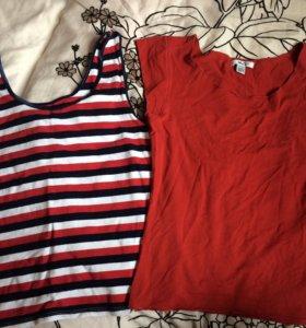 Майка и футболка