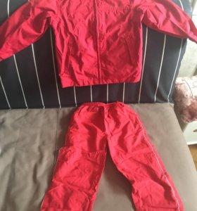 Комплект ветровка детская и брюки