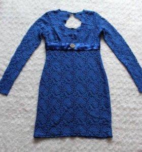 Гипюровое платье 46 размер