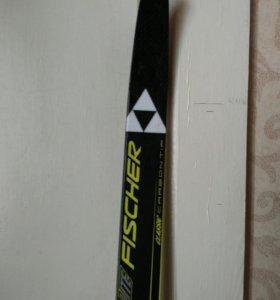 Лыжи fisher юниорские, классика