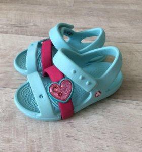 Новые ,Crocs Оригинал, 20 размер