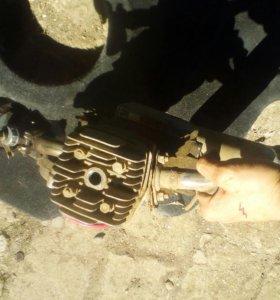 Двиготель на моторчик китайский