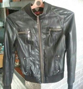 Куртка кож зам.