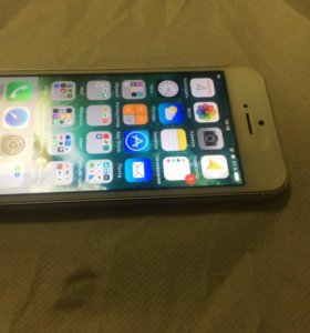 Iphone 5s silver 32